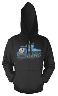 Thomas The Tank Engine Fat Controller Tank Mash up Kids Hoodie