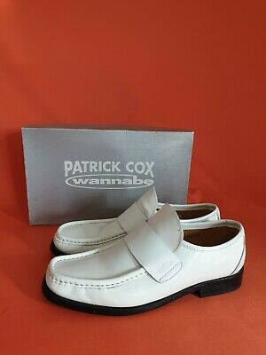 Patrick Cox Wannabe Loafers Size 10/44 Boxed