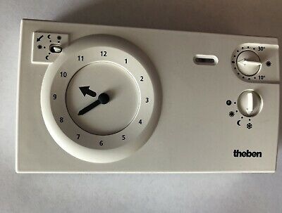Thermostat programmable filaire THEBEN Ram 784