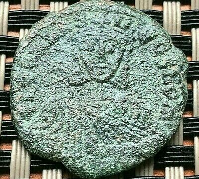 Leo Vi The Wise 886-912 Ad Ae Follis Constantinople Mint Ancient Byzantine Coin