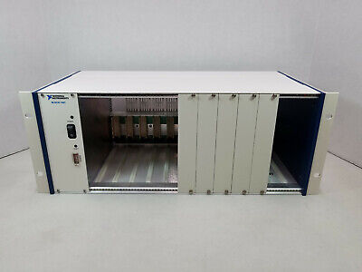 National Instruments NI SCXI-1001 Twelve Slot Chassis PN 1811455P-01 - Working!!