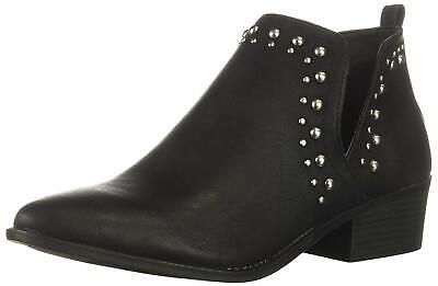8a11264ef38 NEW STEVE MADDEN Madden Girl Plaaza Boots Womens 10 Grey Ankle ...
