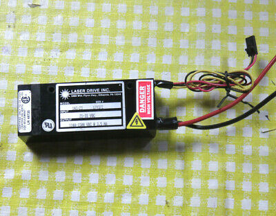 Laser Drive 103-23 HeNe Power Supply 3.5 mA FIXED, 1-1.7kV, for 0.5-2 mW tubes