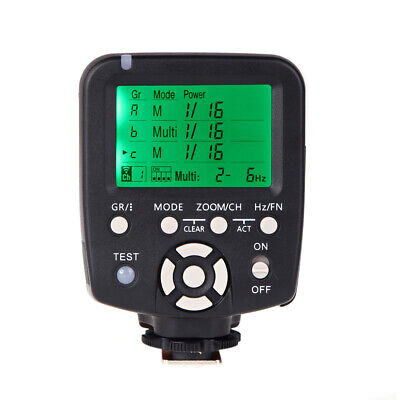 Yongnuo YN560-TX Wireless Manual Flash Controller Trigger For Canon DSLR 18 H6J9