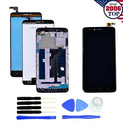 New ZTE Blade X MAX Z983 LCD Display Touch Screen Digitizer Assembly+Tools US