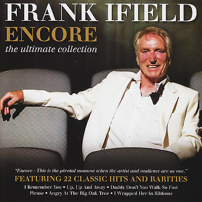 Frank Ifield - Encore : The Ultimate Collection Cd ~ Greatest Hits Best Of *New*