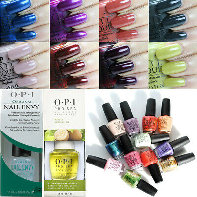 OPI Nail Lacquer 15ML Classic Collection/AVOPLEX Nail & Cuticle Replenishing Oil