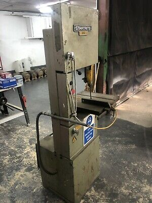 Startrite 352 Bandsaw 240v In Working Condition