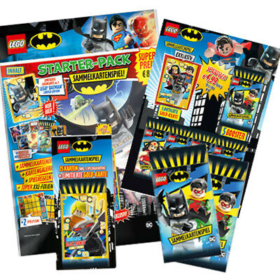 LEGO Batman - Trading Cards - Display,Starter,Booster zum aussuchen