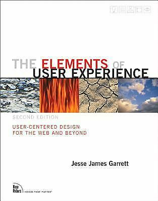 Elements of User Experience : User-Centered Design