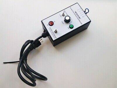 """The Black Box"" DC Motor Super Controller Ideal For Speed-For/Rev-Pause-Jog"