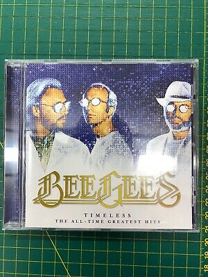Bee Gees Timeless All-Time Greatest Hits Cd (Best Of)