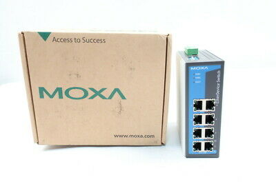 Moxa EDS-308 Etherdevice Ethernet Switch Module