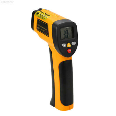 22F3 Professional LCD Laser Infrared Thermometer Pyrometer Meter Detector Tool