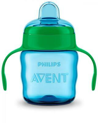 Philips Avent Easy Sip Blue Spout Cup with Handle 200 ml