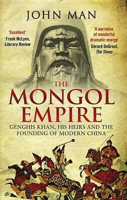 The Mongol Empire - John Man - 9780552168809 PORTOFREI