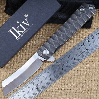 Folding Hunting Tactical Knife Outdoor Emergency Defence Tools Hot Sale new us