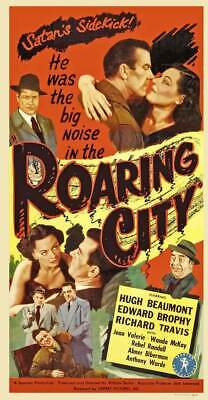 roaring city 1951 dvd