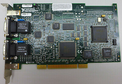 National Instruments 188454A Field Bus Interface Card