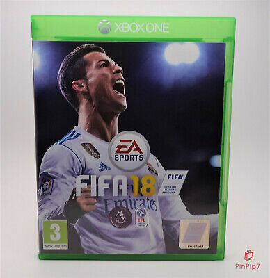 💥 Fifa 18 - Xbox One Game  💥 Same Day Dispatch 💥