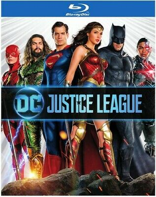 Justice League [New Blu-ray] With DVD, 2 Pack