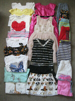 Large Girls Bundle,20 items, 6-7yrs. 2x Mini Boden, Zara, Next, Jona Michelle.
