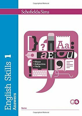 English Skills Book 1 Answers: Year 3, Ages 7-8 by Carol Matchett Book The Cheap
