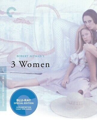 3 Women [Criterion Collection] Blu-ray Region A