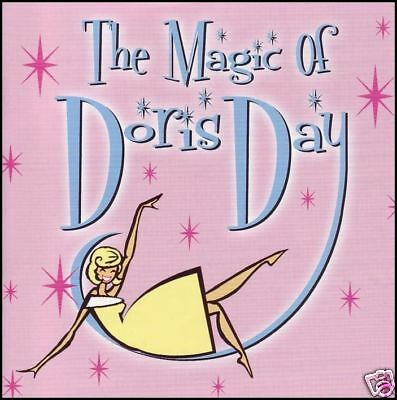 DORIS DAY - THE MAGIC OF CD ~ QUE SERA SERA ~ 50's GREATEST HITS / BEST OF *NEW*
