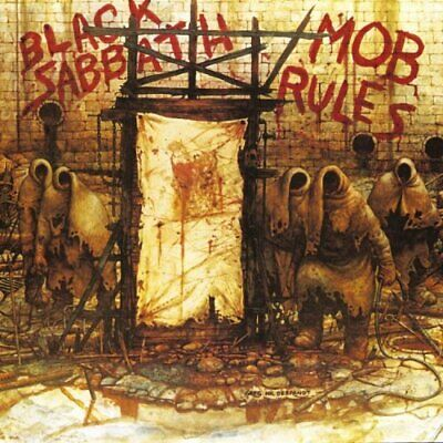 BLACK SABBATH (2 CD) MOB RULES D/Remaster DELUXE EDITION ~RONNIE JAMES DIO *NEW*