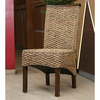 International Caravan Bunga Mahogany Dining Chair (Set of 2)