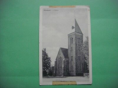 LIBRAMONT ( Chevigny ) - Eglise ( peu courante mais papier collant )