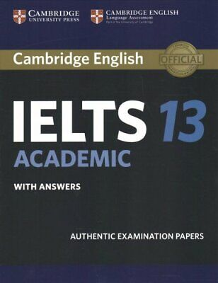 IELTS Practice Tests: Cambridge IELTS 13 Academic Student's Boo... 9781108450492