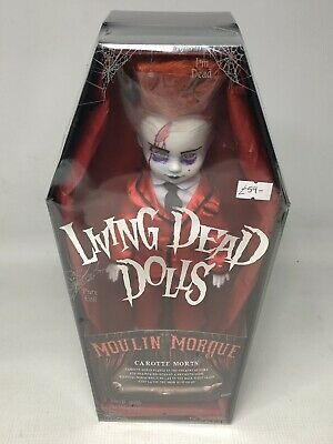 Fashion, Character, Play Dolls Dolls & Bears Precise Living Dead Doll Series 22 Roxie Bnib New Sealed Goods Of Every Description Are Available