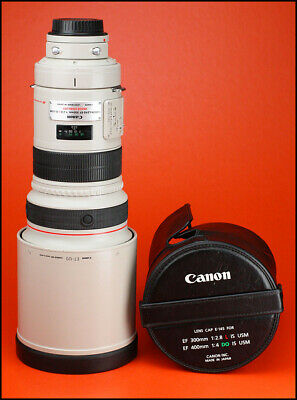 Canon EF 300mm f2.8L IS USM AF Pro Telephoto Lens . Pin Sharp Throughout