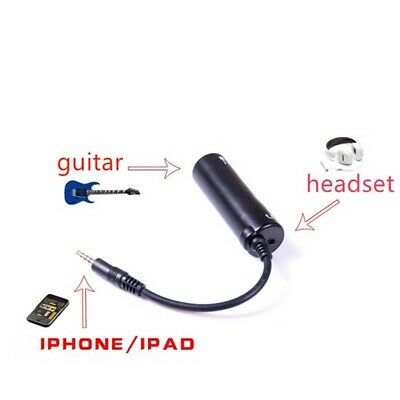 iRig Microphone Audio Interface for IOS Android Guitar Interface IRig Converter