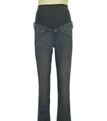 f407a0479f0dc NOPPIES WOMEN'S JEANS OTB Skinny Avi Every Day Grey Maternity 32W ...