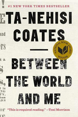 Between the World and Me - Ta-Nehisi Coates - 9780812993547 PORTOFREI