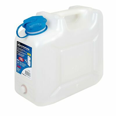 Lampa 66977Transparent Jerry Can with Tap