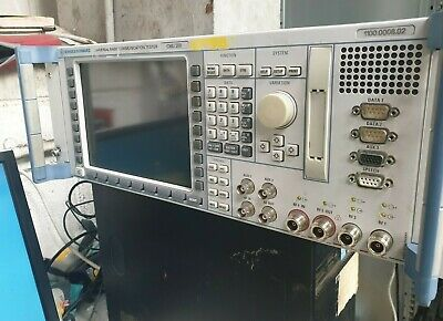 Rhode & Schwarz Cmu200 1100.0008.02 Universal Radio Communication Tester (Rbd8.2
