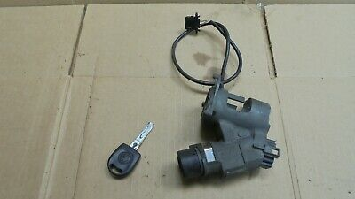 Volkswagen Polo 1998 Ignition Switch Barrel And Key 357905851F