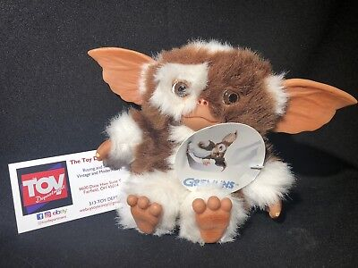 "NECA Reel Toys GREMLINS Mogwai Smile Happy Face Gizmo 6"" Plush Figure Brand New"