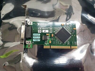 NATIONAL INSTRUMENTS 188513F-01L PCI-GPIB Interface Adapter Card (IN32S1B4)