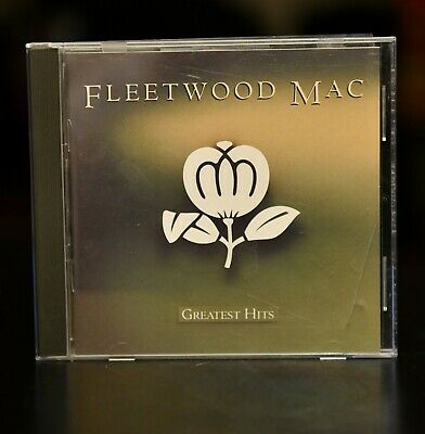 Fleetwood Mac - Greatest Hits Music CD Nov-1988, Warner Bros