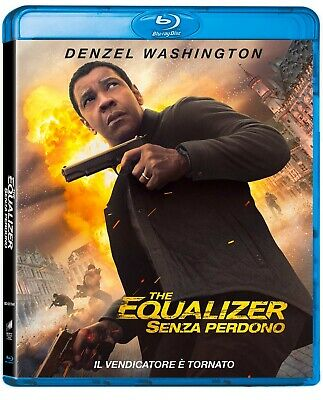 The Equalizer 2 - Senza Perdono (Blu-Ray) SONY PICTURES