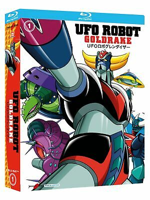 Ufo Robot Goldrake Vol. 1 (5 Blu-Ray) YAMATO VIDEO