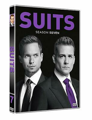 Suits - Stagione 07 (4 Dvd) UNIVERSAL PICTURES