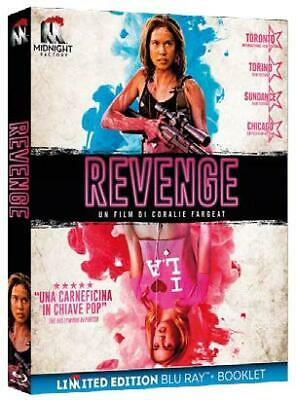 Revenge (Blu-Ray + Booklet) MIDNIGHT FACTORY