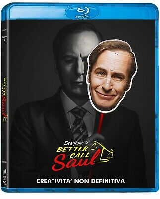 Better Call Saul - Stagione 04 (3 Blu-Ray) SONY PICTURES