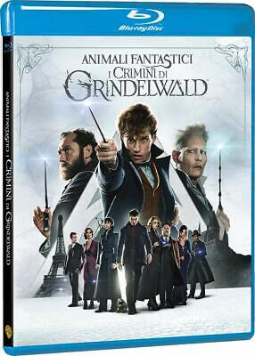 Animali Fantastici - I Crimini Di Grindelwald (Blu-Ray) WARNER HOME VIDEO